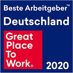 Greate Place To Work 2019 Beste Arbeitgeber Deutschland